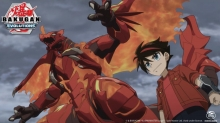 Nelvana Greenlights 'Bakugan: Evolutions' Season 4