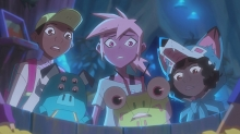 DreamWorks Animation's 'Kipo and the Age of Wonderbeasts' Returns for Season 2
