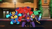 'Big Hero 6 The Series' Season 3 Set for September 21 Debut