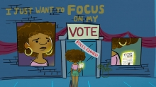 Focus on My 'Vote:' Six Point Harness Delivers Election-Themed Animated Music Video for ABC's 'Black-ish'