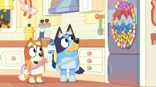 'Bluey' Easter Special Debuts April 4 on Disney Junior