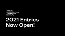 Call for Entries: The Ottawa International Animation Festival