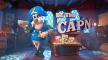 Cap'n Crunch Gets a 'Sweet' 3D Makeover