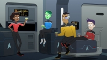 'Star Trek: Lower Decks' Ready to Rarely Go Where No One Has Gone Before