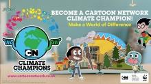 'Cartoon Network Climate Champions' Initiative Launches Across EMEA