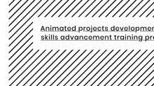 The CEE Animation Workshop