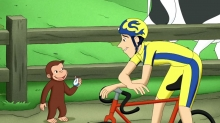 Peacock Original 'Curious George: Go West' Premieres September 8