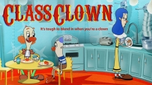 Global Mechanic and Alt Animation Partner on 'Class Clown'