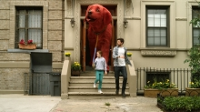 See 'Clifford the Big Red Dog' First Look Images and Teaser