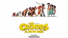DreamWorks Animation's 'The Croods: A New Age' Shifts to Thanksgiving Release