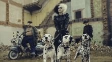 Disney Drops New Trailer and Poster for 'Cruella'