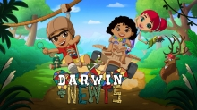 Da Vinci Kids Picks Up Imira Entertainment's 'Darwin & Newt'