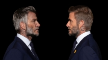 David Beckham Aged Without Scans in 'Malaria Must Die – So Millions Can Live' PSA