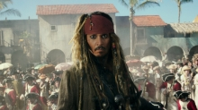 Johnny Depp May Reprise Captain Jack Sparrow Role