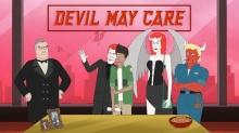 'Devil May Care' Heads to Peacock