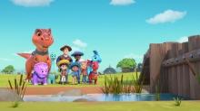 Boat Rocker Greenlights 'Dino Ranch' Season 2