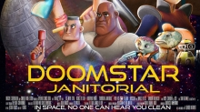 A New Kind of Hero Emerges in 'Doomstar: Janitorial'