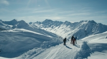 Method Studios Moves Mountains for the Avalanche on 'Downhill'