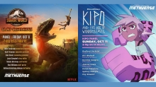 DreamWorks Hosting Live Panels at New York Comic Con x MCM Comic Con's Metaverse