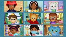 New Episodes of 'Daniel Tiger's Neighborhood' Premiere August 17 on PBS KIDS