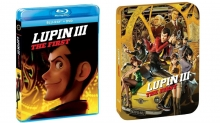 Bring 'Lupin III: The First' Home in Time for Christmas - Available on Digital Dec 15
