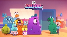 Cartoon Network EMEA Reveals First Look at 'Elliott From Earth'