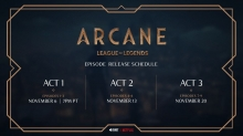 Watch Netflix and Riot's 'Arcane' Official Trailer