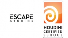 Escape Studios Now Houdini Certified