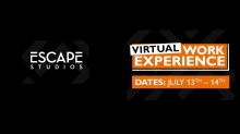 Escape Studios Launches Virtual Work Experience Program for Teens