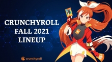 Crunchyroll Announces Fall 2021 Anime Slate