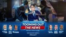 'Stephen Colbert Presents Tooning Out the News' Debuts March 4 on Paramount+