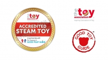 STEAM Accreditation Program Launched for Toy Industry