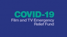 COVID-19 Film and TV Emergency Relief Fund Applications Now Open
