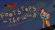 Sting Contributes 'Inshallah' to 'Footsteps on the Wind' Animated Short