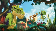 'Gigantosaurus' Season 3 Launches on Disney Junior and NOW