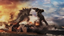 New Release Date, Trailer, and First Look Images for 'Godzilla vs. Kong'