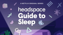 Netflix's 'Headspace Guide to Sleep' Coming April 28