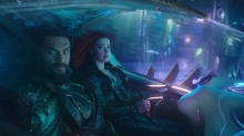 Amber Heard's Role in 'Aquaman 2' Reportedly on Shaky Ground