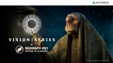 Autodesk Explores the Future of VFX at SIGGRAPH 2021