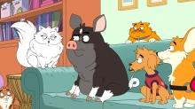 'Housebroken' Snags Early Season 2 Renewal on Fox