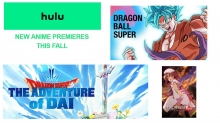 Hulu Unleashing a Trove of Anime – It all Starts NOW!