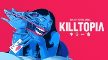 Taking on the Yakuza, Plagues, and Mechs in 'Killtopia' Cyberpunk Saga