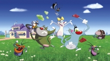 Sony YAY! Picks Up 'Oggy and the Cockroaches'