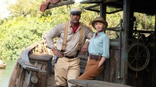 Dwayne Johnson Gets Us Ready for Disney's 'Jungle Cruise'