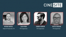 Cinesite Montreal Adds Four New Senior Hires