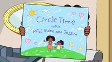 Cartoon Network Debuts 'Circle Time with Miss Ruby & Jessica' Interstitial