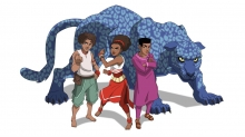 YouNeek Studio's 'Iyanu: Child of Wonder' Gets Animated