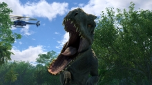 FX Artists Put the Dinosaur Spittle into 'Jurassic World: Camp Cretaceous'