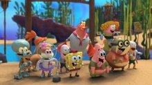 An Endless Summer of Cartoon Fun: 'Kamp Koral: SpongeBob's Under Years'