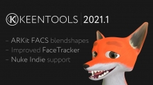 KeenTools 2021.1 Now Available